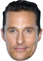 Matthew McConaughey Mask