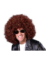 Mega Huge Afro Wig (Brown)