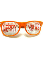 Merry Christmas Glasses