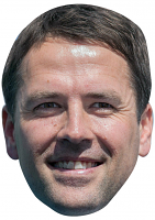 Michael Owen Mask