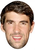 Michael Phelps Mask