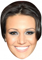Michelle Keegan Mask