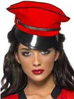 Military Pop Star Hat