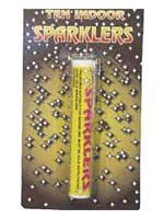 Mini Indoor Sparklers (20 in total)