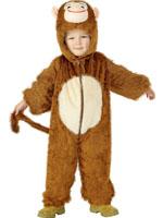 Monkey Costume Age 3-5