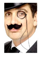 Monocle On A Cord