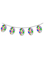 Multination Rugby Ball Bunting