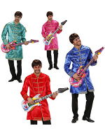 Music Man (Jacket) Blue/Red/Pink/Green