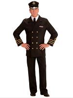 Navy Officer Costume