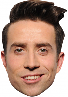 NICK GRIMSHAW MASK
