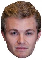 Nico Rosberg Mask