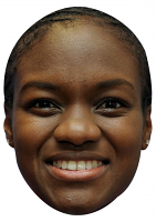 Nicola Adams Mask