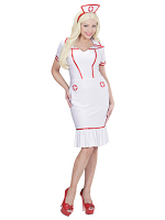 Nurse Girl (Dress Hat)