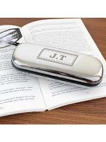 Personalised Monogram Glasses Case