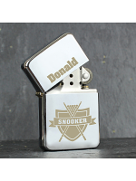Personalised Snooker Lighter