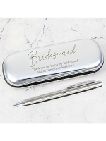 Personalised Free Text Pen and Box Set