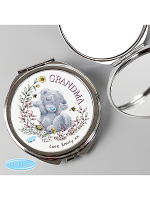 Personalised Me to You Bees Compact Mirror