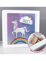 Personalised Unicorn Fund Box