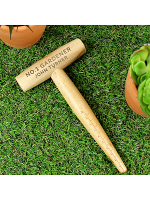 Personalised Message Wooden Dibber