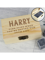 Personalised Free Text Cooling Stones