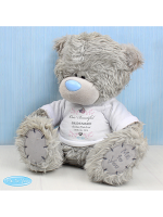 Personalised Me To You Bear for Bridesmaid and Flowergirl