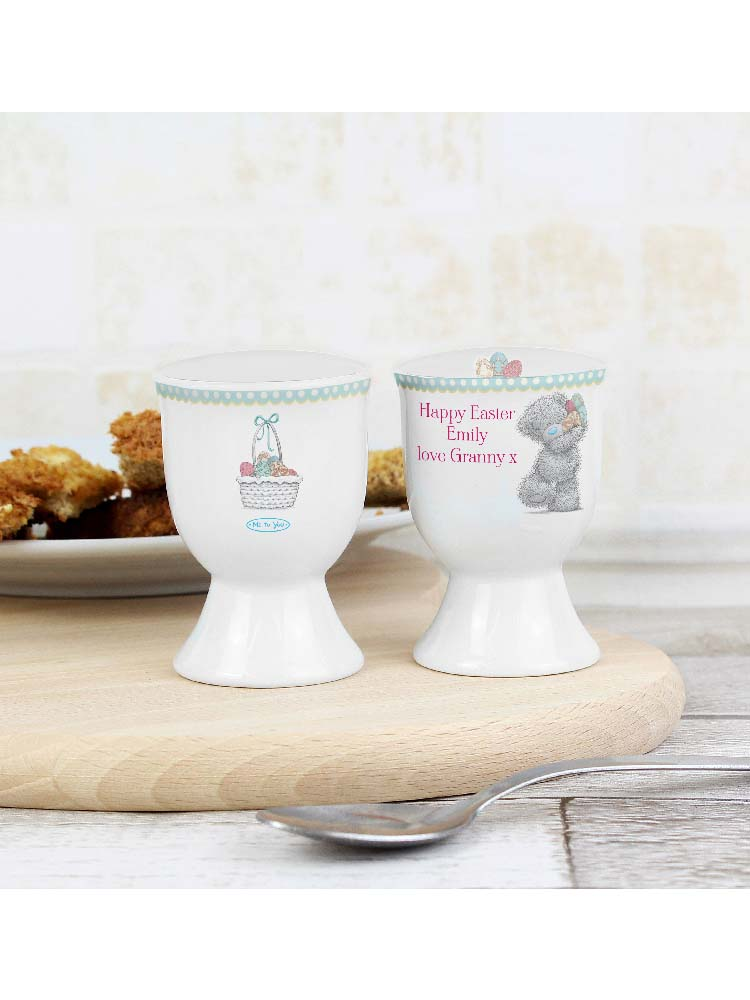 Personalised Me To You Easter Egg Cup