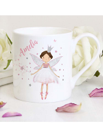 Personalised Fairy Princess Balmoral Mug