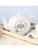Personalised Queen Bee Teapot