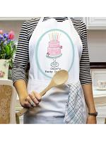 Personalised Vintage Pastel Cupcake Apron