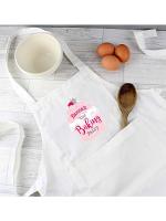 Personalised Baking Fairy Children's Apron