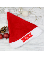 Personalised Star Santa Hat