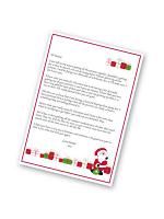Personalised Santa Letter