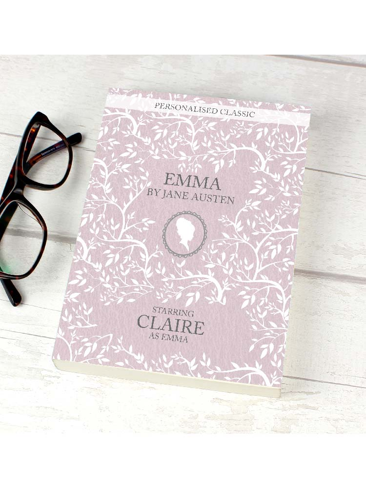 Personalised Emma Novel - 6 Characters
