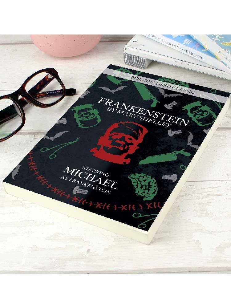 Personalised Frankenstein Novel - 6 Characters