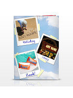 Personalised On Holiday Story Book