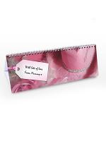 Personalised Girls Pink Desk Calendar