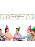 Personalised Birthday Craft Banner