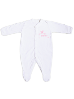 Personalised Little Princess Babygrow 0-3 Months