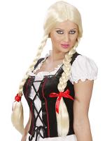 Gretal Blonde Plait Wig