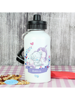 Personalised Tiny Tatty Teddy Unicorn Drinks Bottle