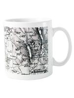 Personalised 1805 - 1874 Old Series Map Mug
