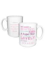 Personalised She Is... Mug