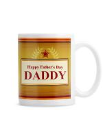 Personalised Gold Award Mug