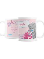 Personalised Me To You Girls Mug