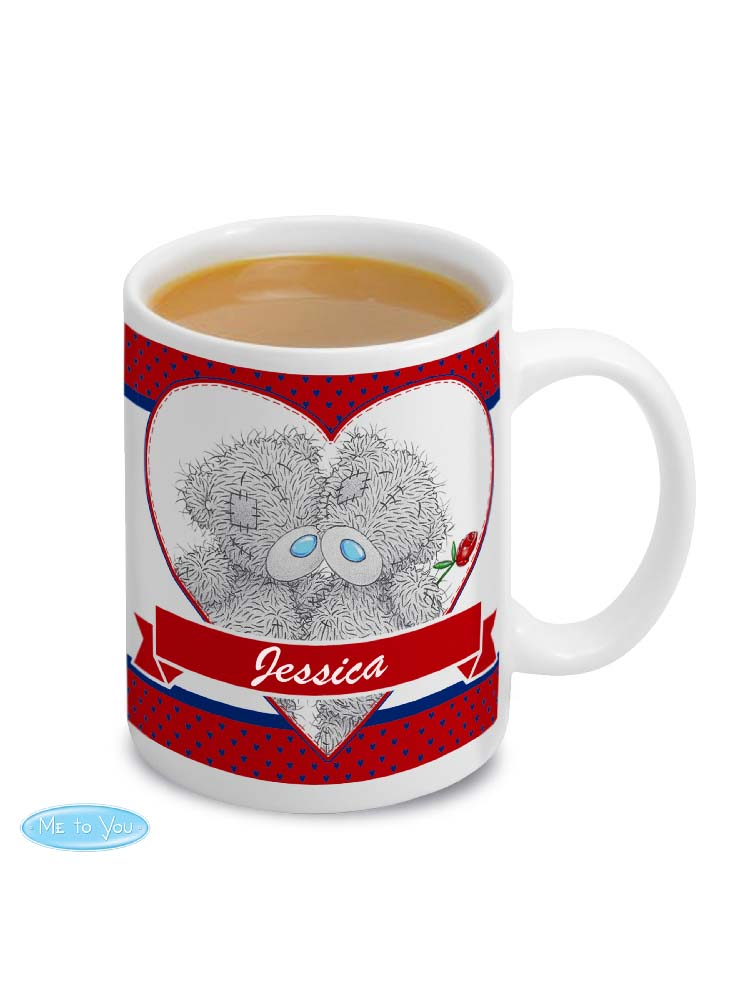 Personalised Me to You Couple Mug