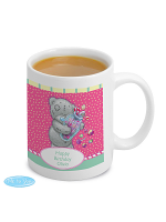 Personalised Me to You Candy Girl Mug
