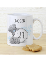 Personalised Me to You Birthday Big Age Mug