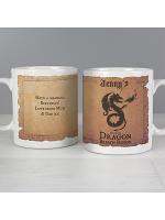 Personalised Dragon Breath Potion Mug