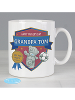 Personalised Me to You Football Mug