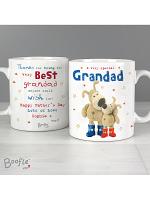 Personalised Boofle Special Grandad Mug